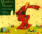 Cover of: Yoshi's feast