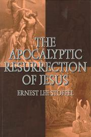Cover of: The apocalyptic resurrection of Jesus