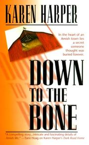 Cover of: Down to the Bone
