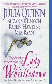 Cover of: The Further Observations of Lady Whistledown