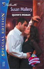 Cover of: Quinn's Woman