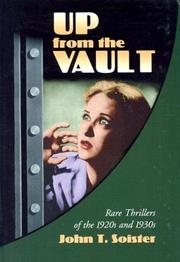 Cover of: Up from the vault
