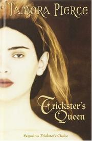 Cover of: Trickster's queen