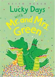 Cover of: Lucky days with Mr. and Mrs. Green