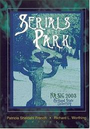 Cover of: Serials in the park