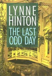 Cover of: The last odd day: a novel