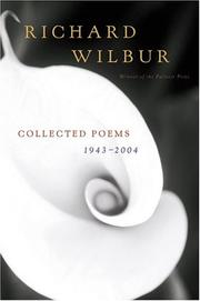 Cover of: Collected poems, 1943-2004