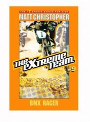 Cover of: BMX racer