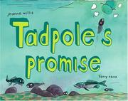 Cover of: Tadpole's promise