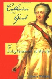 Cover of: Catherine the Great and the Enlightenment in Russia