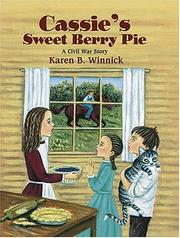 Cover of: Cassie's sweet berry pie