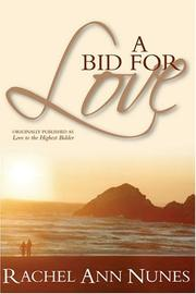 Cover of: A bid for love
