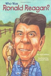 Cover of: Who was Ronald Reagan?