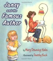 Cover of: Janey and the famous author