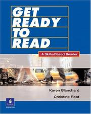Cover of: Get ready to read: a skills-based reader