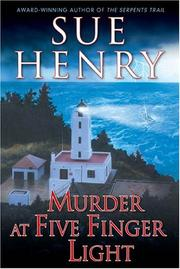 Cover of: Murder at five finger light: a Jessie Arnold mystery