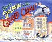 Cover of: There's a dolphin in the Grand Canal!