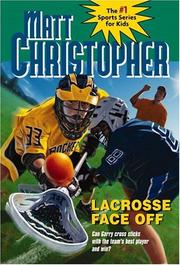 Cover of: Lacrosse face-off