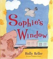 Cover of: Sophie's window