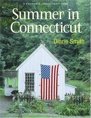 Cover of: Summer in Connecticut