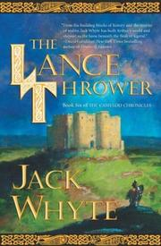 Cover of: The Lance Thrower (Camulod Chronicles, #8)