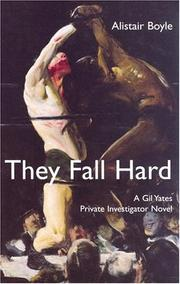 Cover of: They fall hard