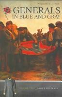 Cover of: Generals in Blue And Gray