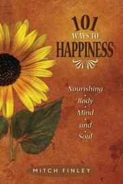 Cover of: 101 ways to happiness