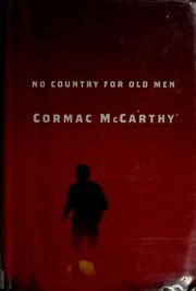 Cover of: No country for old men