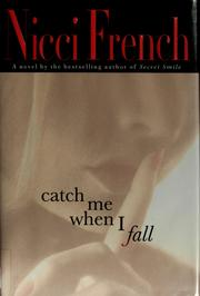 Cover of: Catch me when I fall
