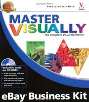 Cover of: Master visually eBay business kit