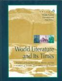Cover of: Middle Eastern literatures and their times