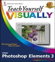 Cover of: Teach yourself visually Photoshop Elements 3