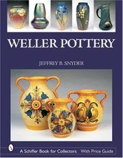 Cover of: Weller pottery