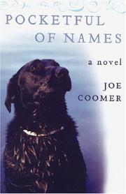 Cover of: Pocketful of names