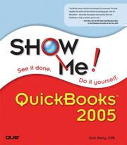 Cover of: Show me QuickBooks 2005