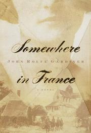 Cover of: Somewhere in France