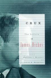 Cover of: Crux