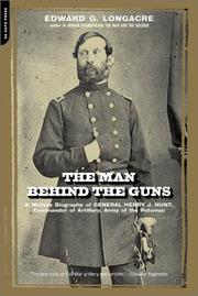 Cover of: The man behind the guns