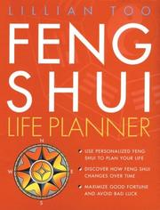 Cover of: Feng shui life planner