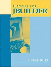 Cover of: Tutorial for JBuilder