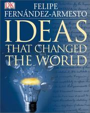 Cover of: Ideas that changed the world