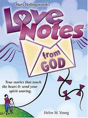 Cover of: Mary Hollingsworth's love notes from God