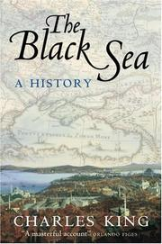Cover of: The Black Sea: a history
