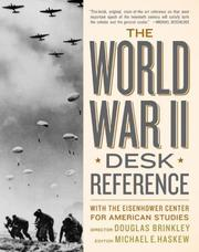 Cover of: The World War II desk reference