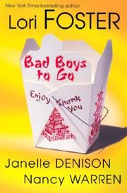 Cover of: Bad boys to go