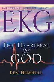Cover of: EKG (empowering kingdom growth)