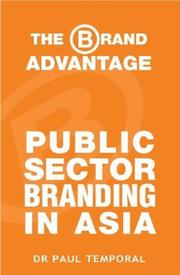 Cover of: Public sector branding in Asia