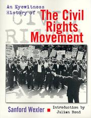 Cover of: An eyewitness history of the civil rights movement