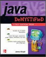 Cover of: Java demystified